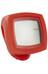 Knog Nerd 12 ajotietokone , punainen